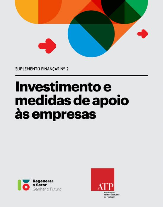 Suplemento Finanças: Investimento e medidas de apoio às empresas