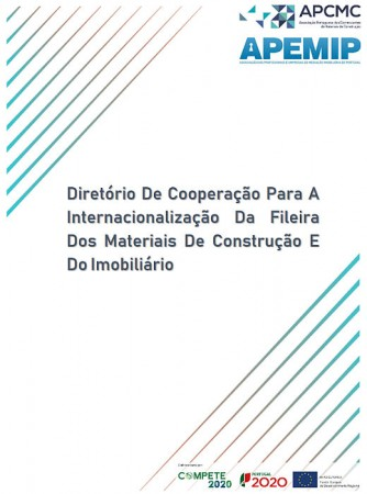 Diretorio de Cooperação para a Internacionalização da Fileira dos Materiais de Construção e do Imobiliário